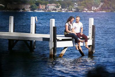 Justin & Alicia