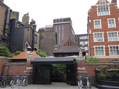 London visit with Alina - June 2016