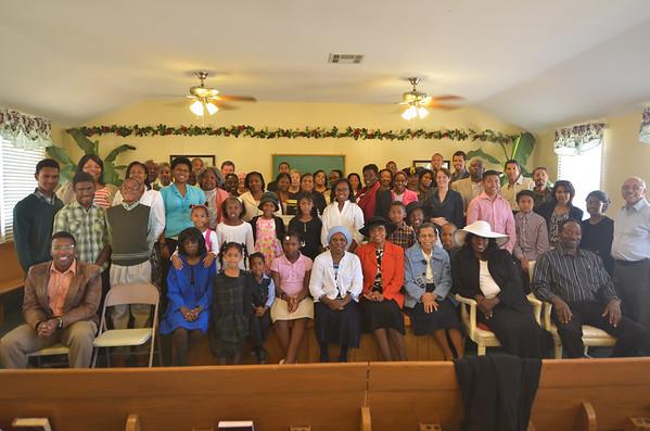 The Church 100