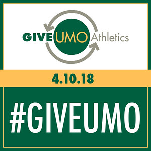 #GiveUMO Athletics Giving Day 2018