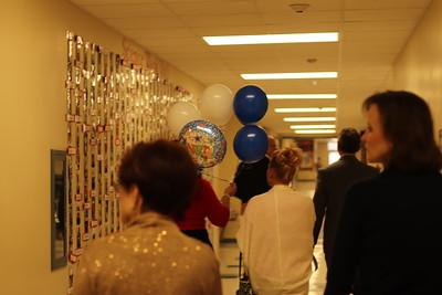 Superintendent Surprises Porter Elementary Teacher of the Year