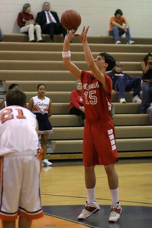 JV Basketball 2006-2007