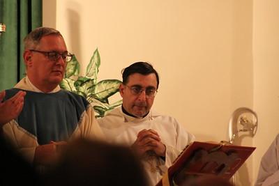 Father Giardina Pastoral Installation