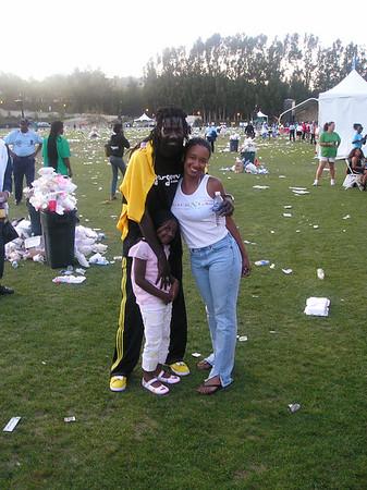 UCLA 2006 Jazz & Reggae Festival