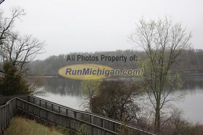 Before Start - 2012 No Frills All Thrills Trail Run