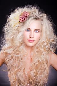 Model Hydie