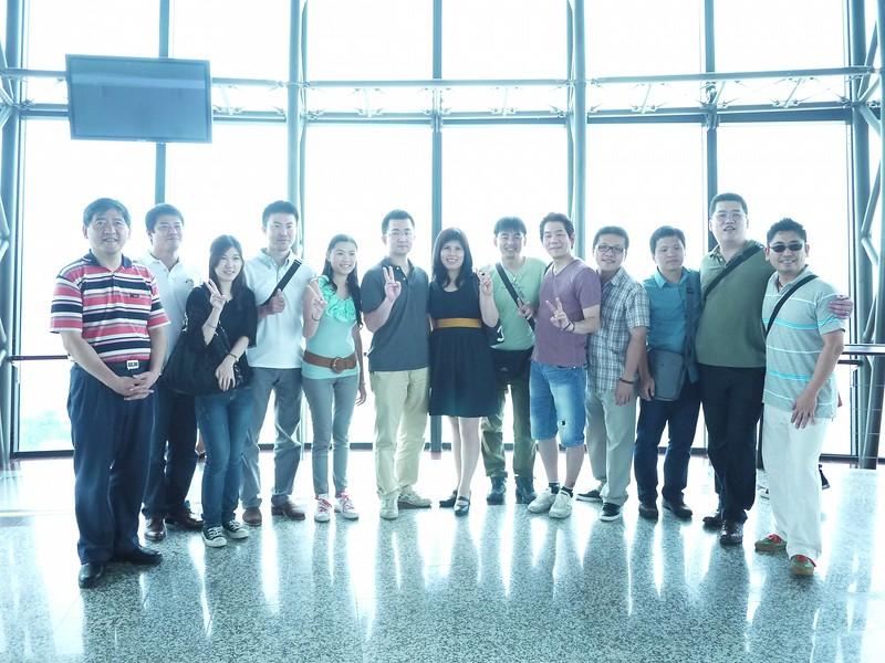 20120608 - Macau Visit