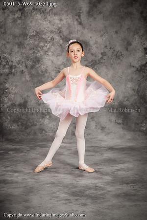6 - Ballet 1 - Mon 4:00