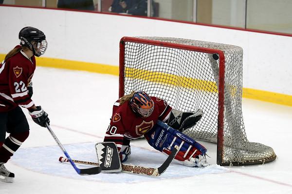 AB Girls JV Hockey 2007-01-24