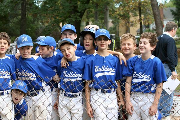 Bulldogs 10U Fall