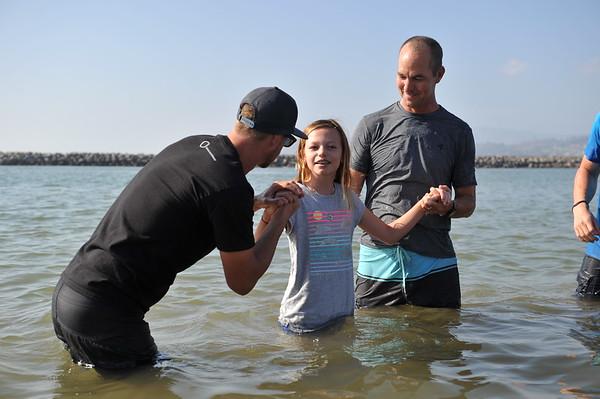 Beach Baptism (2017)