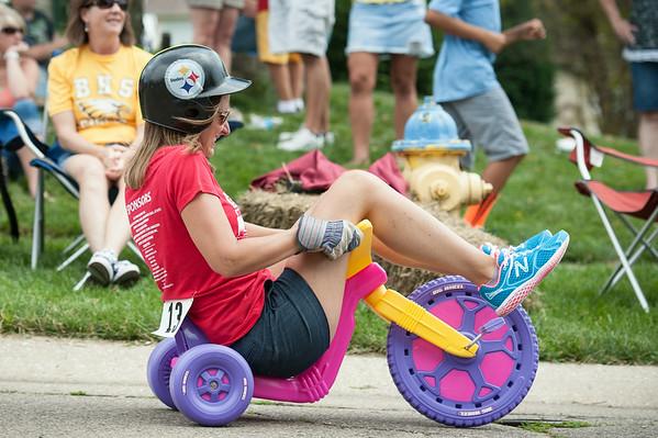 Big Wheel Race 1-7 Highlights