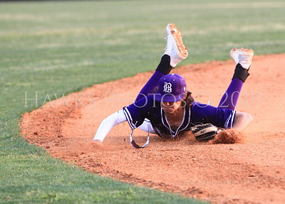 Baseball BHS vs Llano 4-23-19
