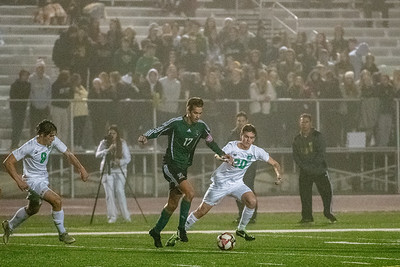 Districts: Mehlville Panthers v Lindbergh Flyers