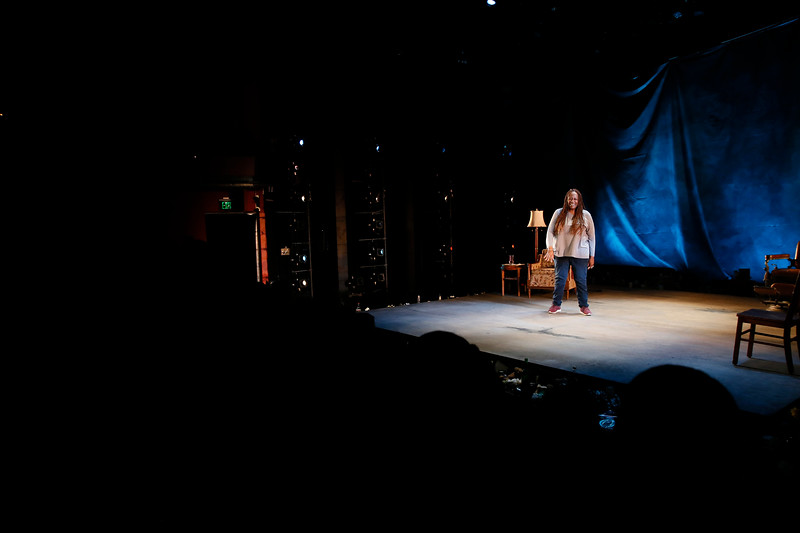 "Dael Orlandersmith's ""Until the Flood"" Center Theatre Group's Kirk Douglas Theatre, January 29, 2020 - Culver City, America"