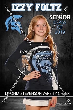 Livonia Stevenson Senior Team Photos 2018