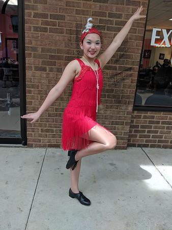 2019-06-08 - Anjelle's Donna's Dance Studio Photoshoot