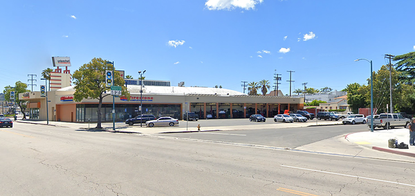 North Hollywood Tire Shop