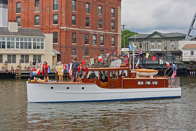 Antique and Classic Boat Rendezvous  2012