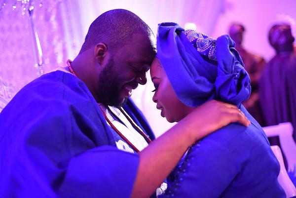 Joshua and Olamide's Nigerian Wedding 8-10-17