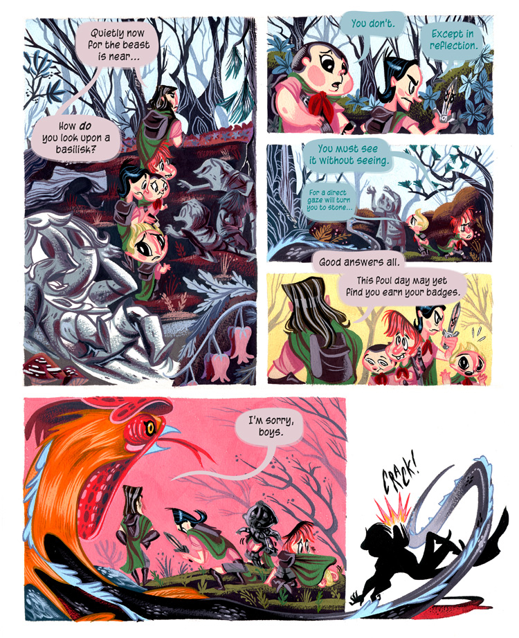 Guest Lookouts, Page 2