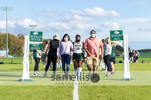 Field Hockey Senior Night