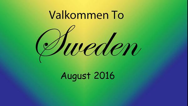 ALBUM 105 SWEDEN AUGUST 2016