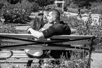 Sarah and John Engagement