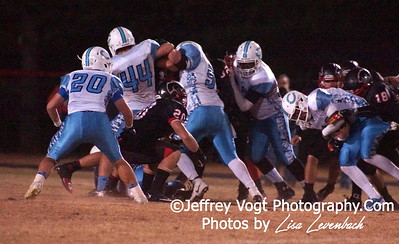 11-15-2013 Quince Orchard HS vs Clarksburg HS Varsity Football Playoffs RD 1, Photos by Jeffrey Vogt Photography with Lisa Levenbach