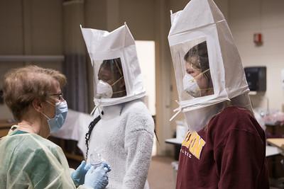 Nursing Mask Fitting - 2021
