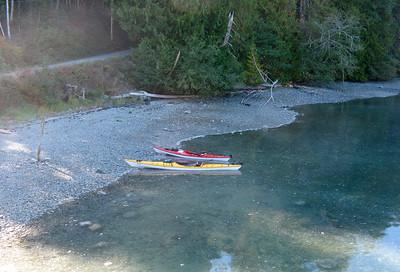 Kayaking Desolation Sound Sep 2016