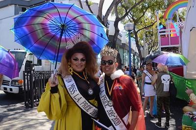 LA Pride Parade 2019