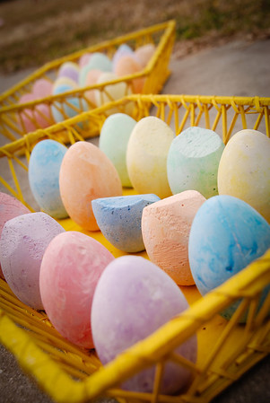 Easter Egg Hunt - 2013