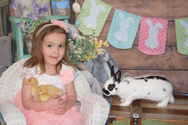 Easter Pics Taken on 3/27/18