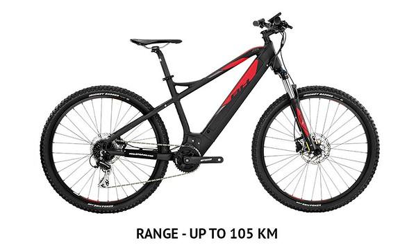 BH Bikes - ER609 ATOM 27.5ER eBike