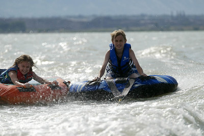 Water Skiing - Independence Day