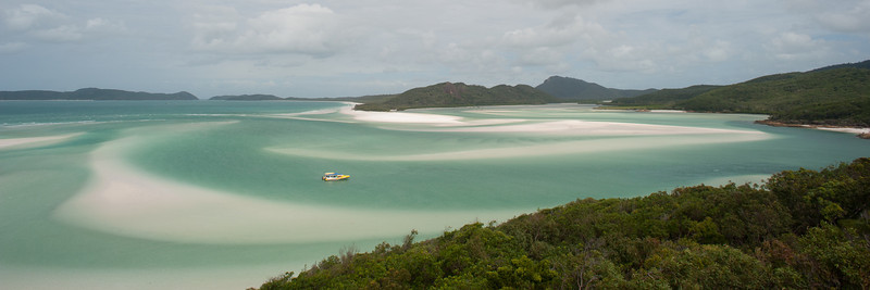 Whitsunday Islands, May 2013