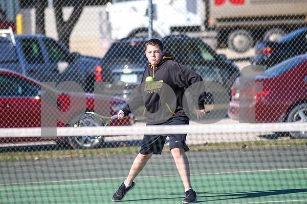 2017 Clear Lake Boys Tennis