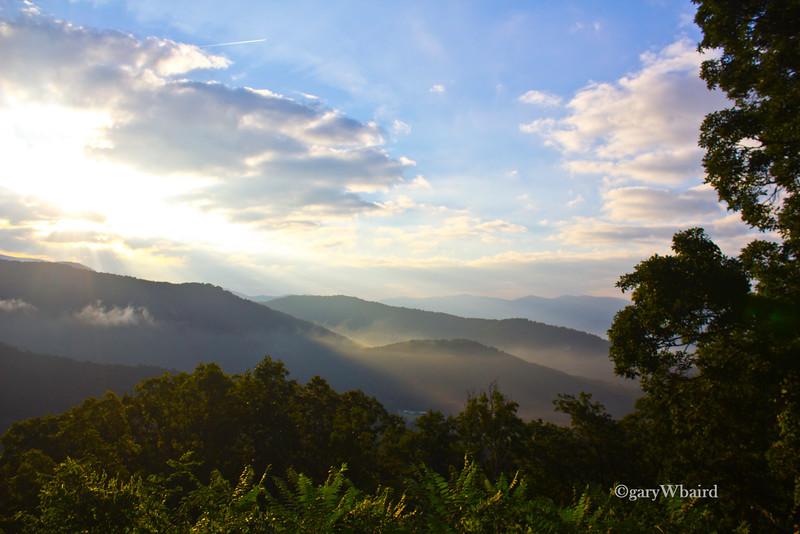 Blue Ridge Mist