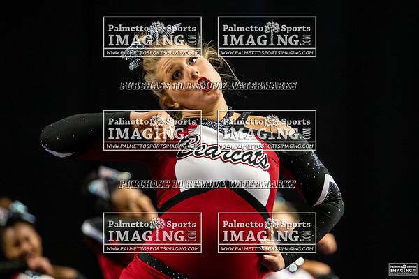 Brookland Cayce Varsity Cheer 2020 State Championship