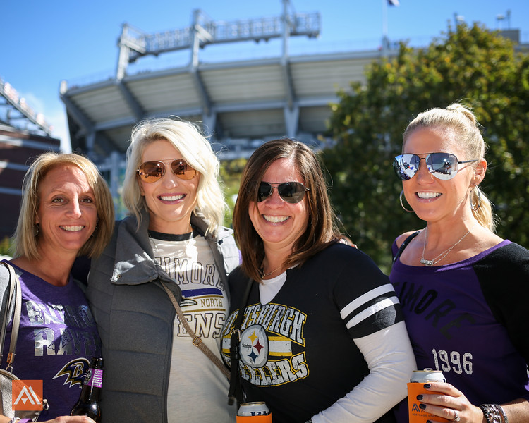 Academy Mortgage 2016 Ravens Tailgate