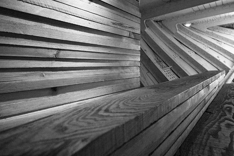 Balclutha Lumber  The Balclutha shipped lumber from California to Australia.