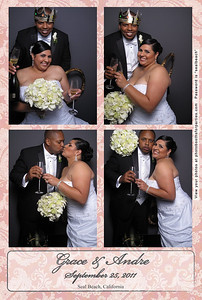 Grace and Andre's Wedding