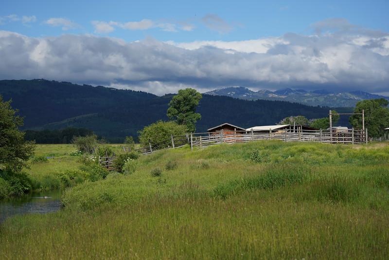 Teton/Jackson Wyoming Area