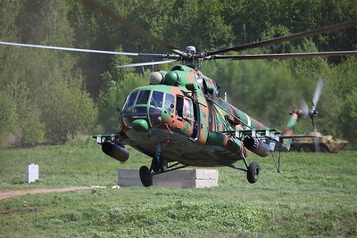 Mi-8AMTSh Version 1 (Russia)
