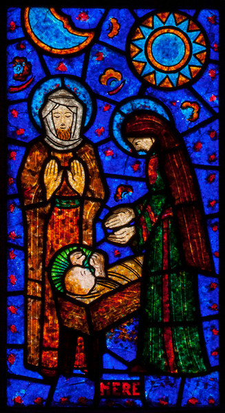 Etrapagny, Saint-Gervais-Saint-Protais - The Nativity