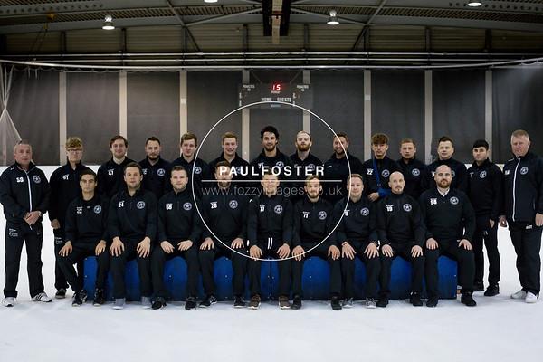 Oxford City Stars Team Shoot