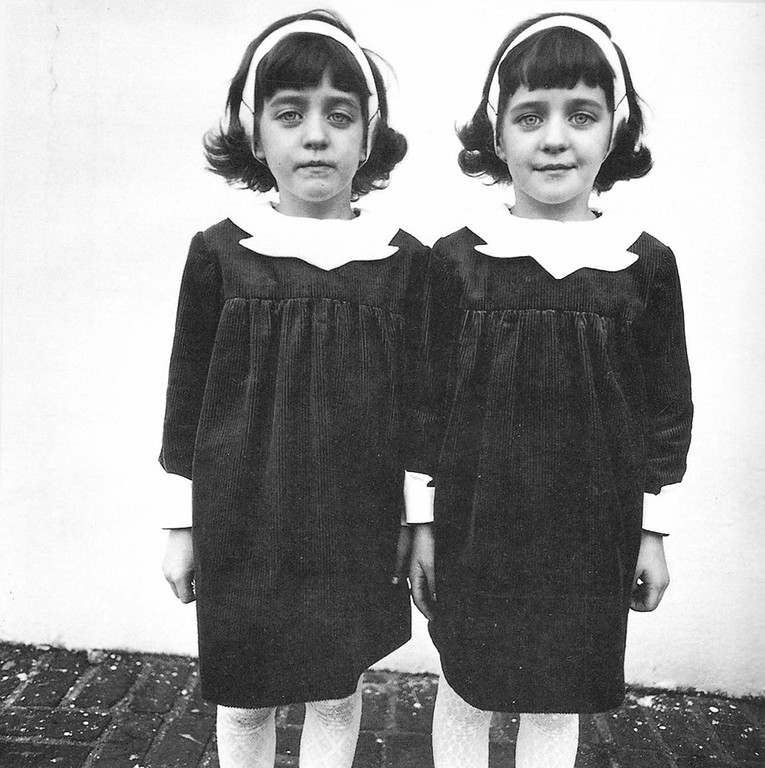 Portrait Photographer - Diane Arbus