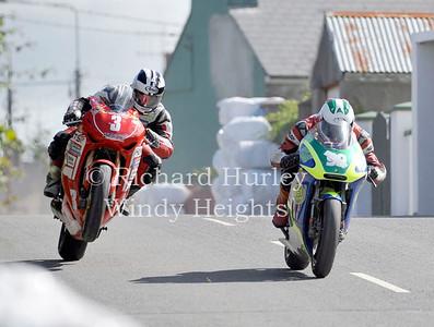Munster 100 Motorcycle Road Racing Dunmanway