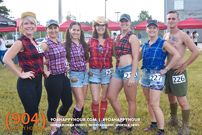 Country Mile 5K @ Jacksonville Equestrian Center - 9.30.17